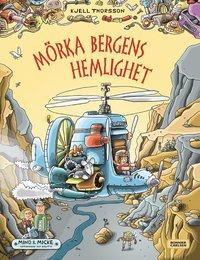 bokomslag Mörka bergens hemlighet