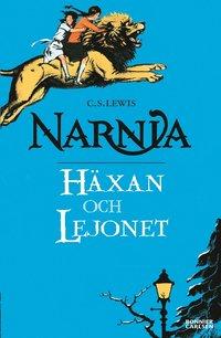 bokomslag Häxan och lejonet
