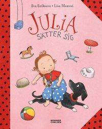 bokomslag Julia sätter sig