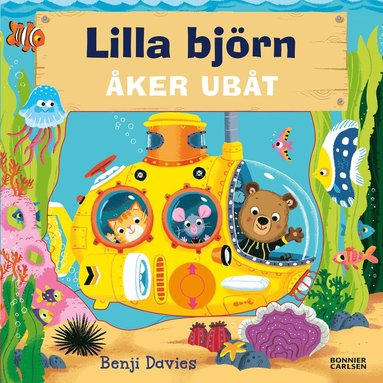 bokomslag Lilla björn åker ubåt