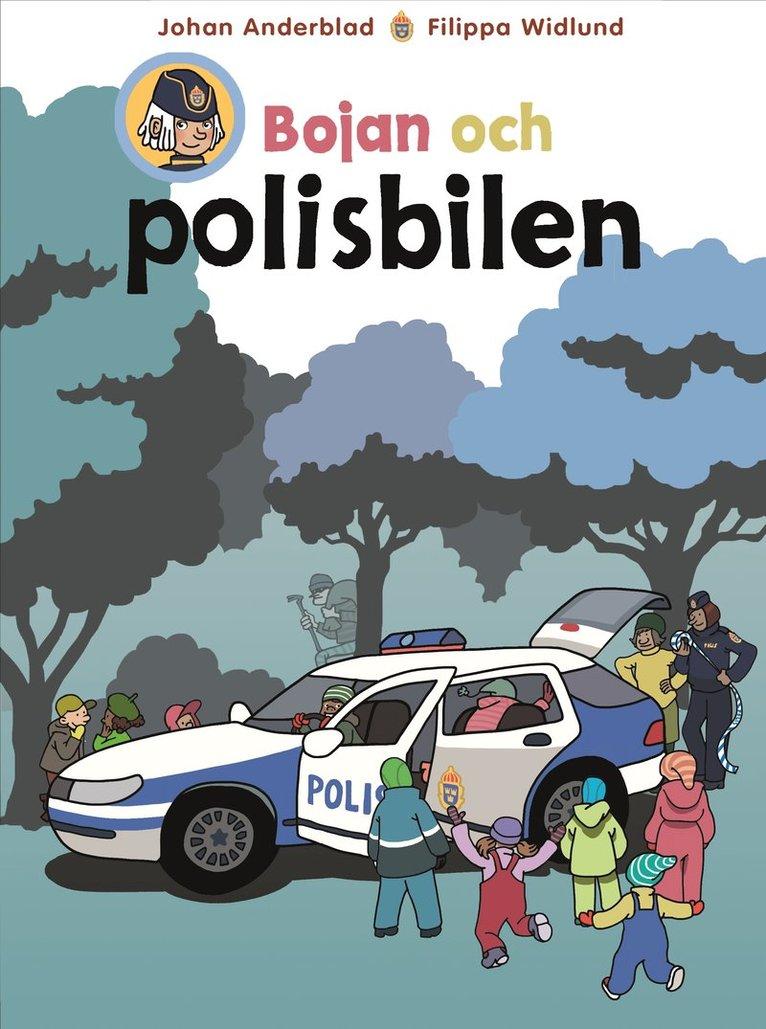 Bojan och polisbilen 1