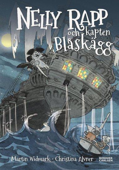 bokomslag Nelly Rapp och kapten Blåskägg
