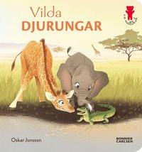 bokomslag Vilda djurungar
