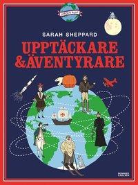bokomslag Upptäckare och äventyrare