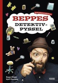 bokomslag Beppes detektivpyssel
