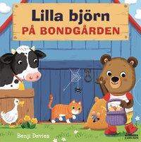 bokomslag Lilla björn på bondgården