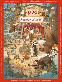 bokomslag Pixiadventskalender 2016