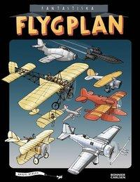 bokomslag Fantastiska flygplan