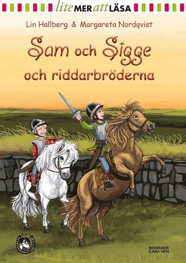 bokomslag Sam och Sigge och riddarbröderna