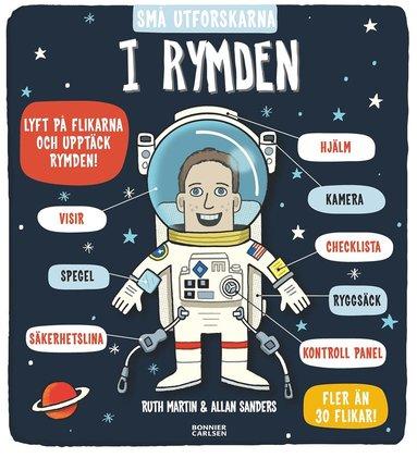 bokomslag I rymden