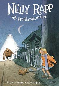 bokomslag Nelly Rapp och Frankensteinaren
