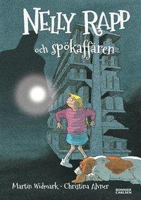bokomslag Nelly Rapp och spökaffären