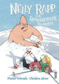 bokomslag Nelly Rapp och snömannens hemlighet