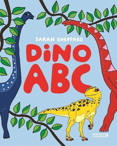 bokomslag Dino abc