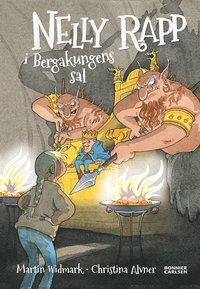 bokomslag Nelly Rapp i Bergakungens sal