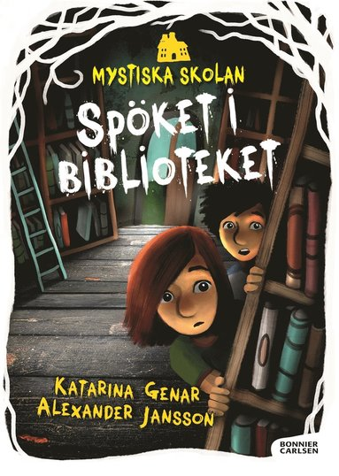 bokomslag Spöket i biblioteket