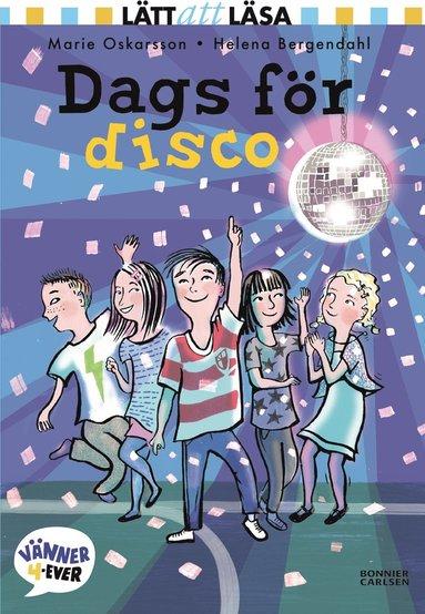 bokomslag Dags för disco