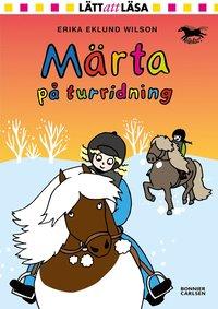 bokomslag Märta på turridning