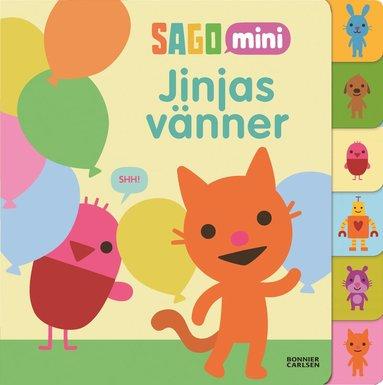 bokomslag Jinjas vänner
