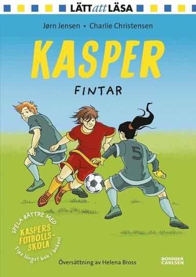 bokomslag Kasper fintar