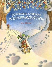 bokomslag Kurrans och Pigans vinteräventyr
