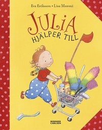 bokomslag Julia hjälper till