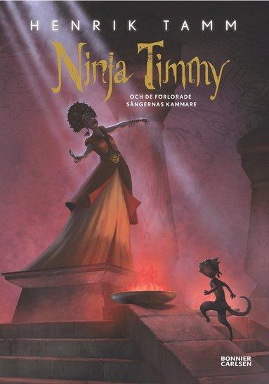 bokomslag Ninja Timmy och de förlorade sångernas kammare