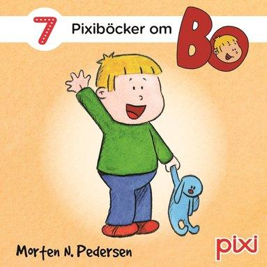 bokomslag 7 pixiböcker om Bo