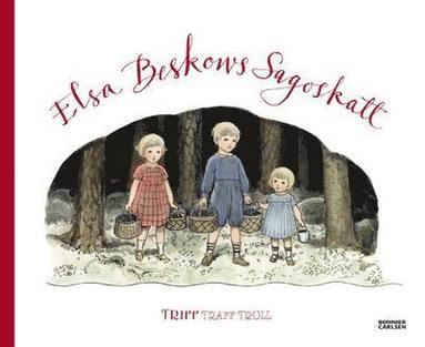bokomslag Elsa Beskows sagoskatt. Tripp
