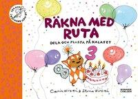 bokomslag Räkna med Ruta : dela och plussa på kalaset