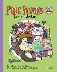 bokomslag Pelle Svanslös börjar skolan