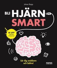 bokomslag Bli hjärnsmart : plugga snabbare och bättre!
