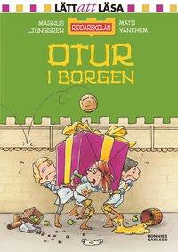 bokomslag Otur i borgen