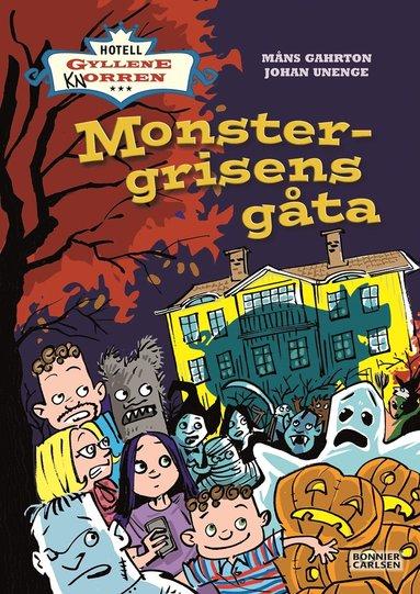 bokomslag Monstergrisens gåta