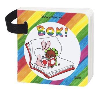 bokomslag Barnvagnsbok : Bok!