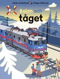 bokomslag Bojan och tåget
