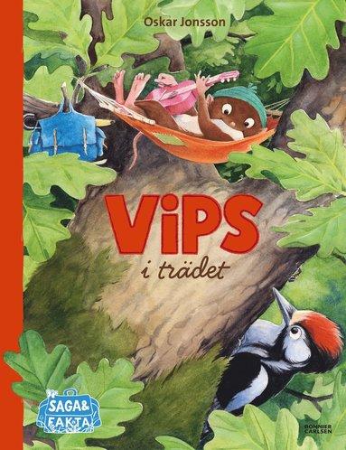 bokomslag Vips i trädet