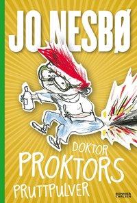 bokomslag Doktor Proktors pruttpulver