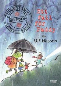 bokomslag Kommissarie Gordon. Ett fall för Paddy