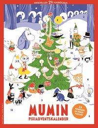 bokomslag Pixi adventskalender - Mumin