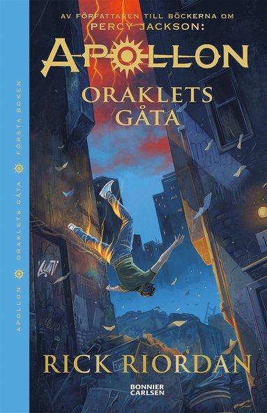 bokomslag Oraklets gåta