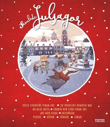 bokomslag Samlade julsagor