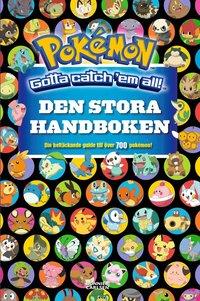 bokomslag Pokémon : den stora handboken