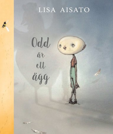 bokomslag Odd är ett ägg