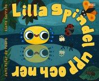 bokomslag Lilla Spindel upp och ner