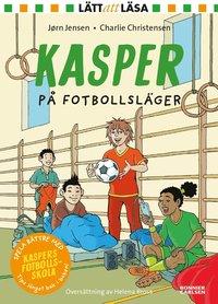 bokomslag Kasper på fotbollsläger
