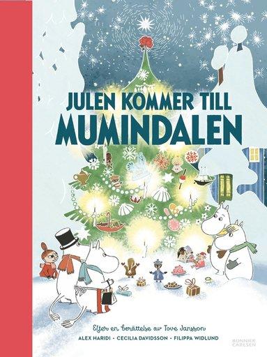 bokomslag Julen kommer till Mumindalen