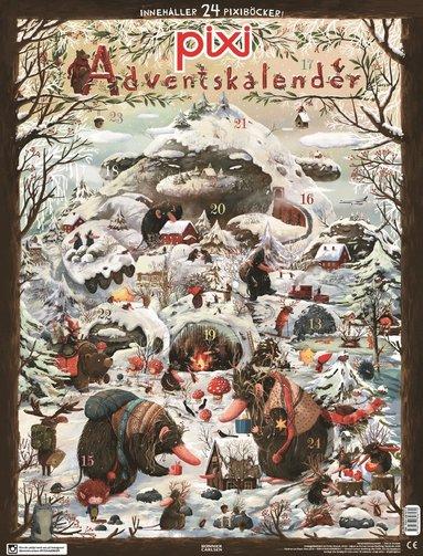 Bildresultat för pixi adventskalender