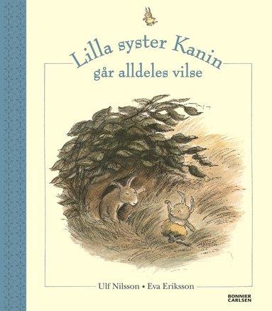 bokomslag Lilla syster Kanin går alldeles vilse
