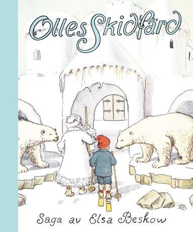 bokomslag Olles skidfärd